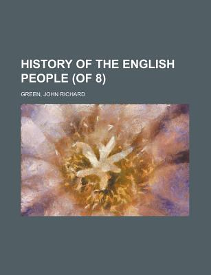 Rarebooksclub.com History of the English People (of 8) Volume I by Green, John Richard [Paperback] at Sears.com
